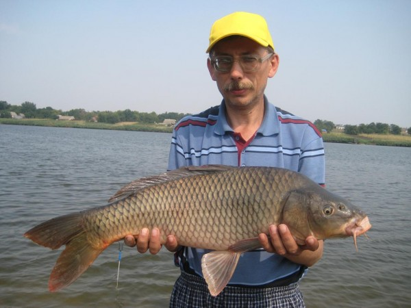 Пруд Белянский, карта, рыбалка