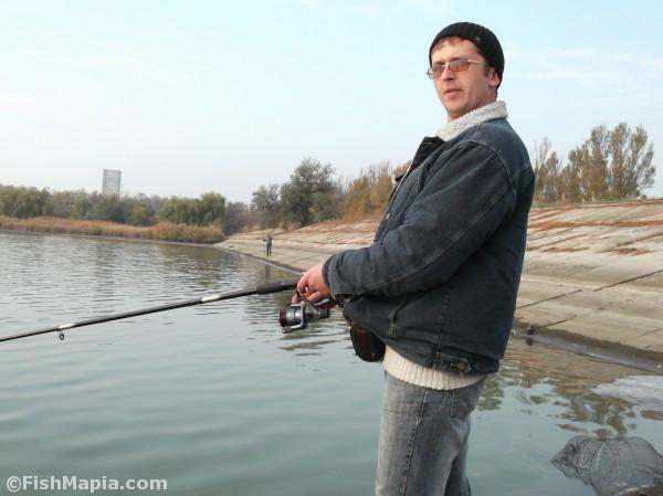 Миролюбовка, карта, рыбалка