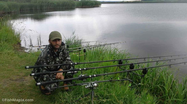 Ленина (Школьный), карта, рыбалка