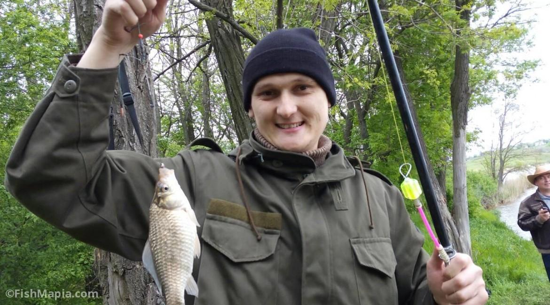 Ставка для рыбалки