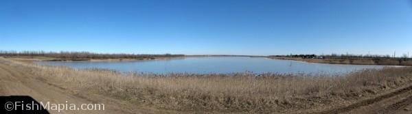 тихоновский пруд, карта, рыбалка