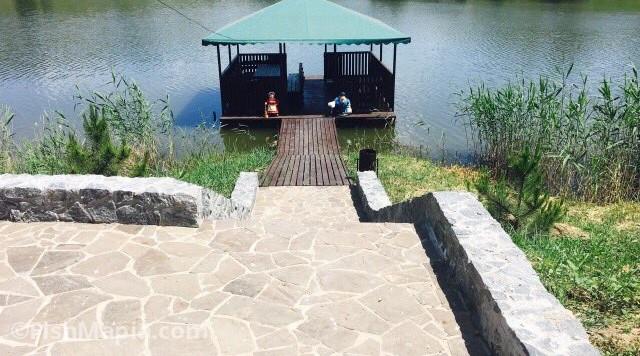 VIP-рыбалка озеро с. Спасское, карта, рыбалка