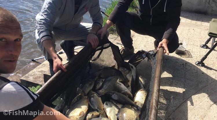 VIP-рыбалка озеро с. Спасское. РЫБАЧИЙ ХУТОРОК., карта, рыбалка