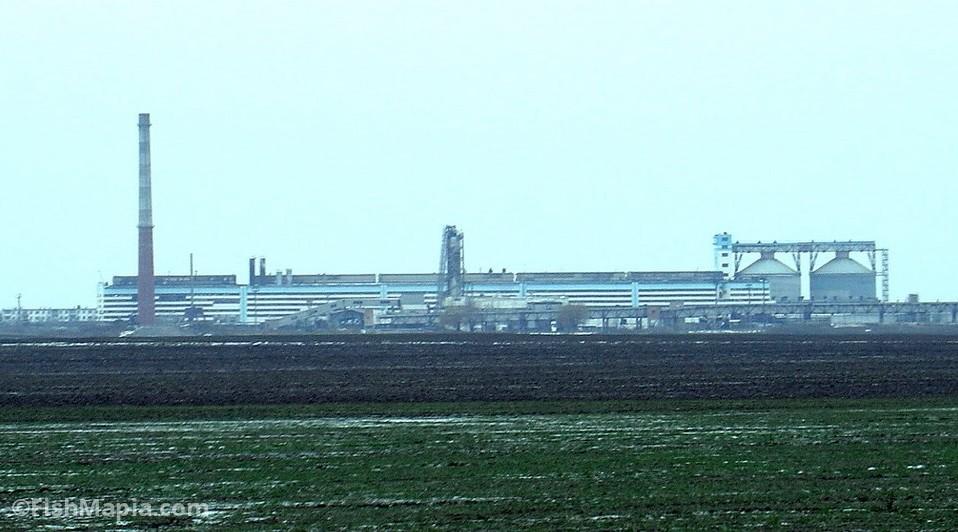 Новооржицкий цукровий завод, карта, рыбалка