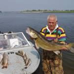 Река Герасимовка, карта, рыбалка