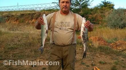 речка Барабой , возле села Барабой, карта, рыбалка