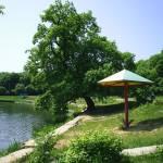Жуковский пруд, карта, рыбалка