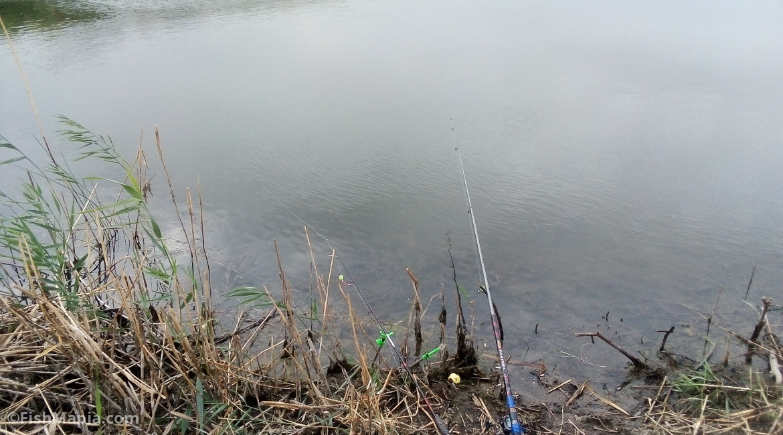 Гавяче, карта, рыбалка