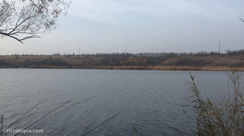 Синюха Ольшанки  Калмазово, карта, рыбалка