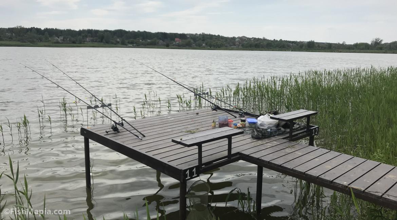 Рыболовный клуб Солтановка, карта, рыбалка