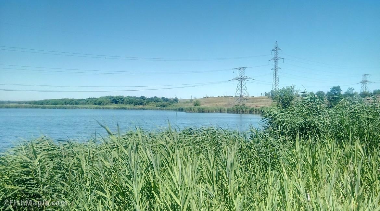 Затопленный Сад, карта, рыбалка