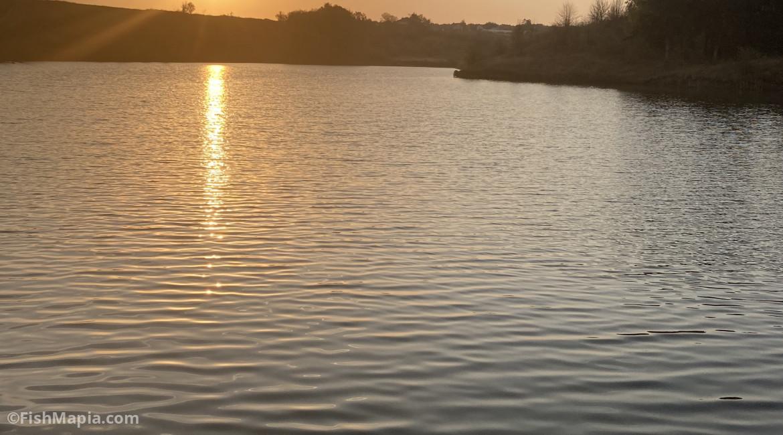 """Озеро """"Эльфийское"""", карта, рыбалка"""