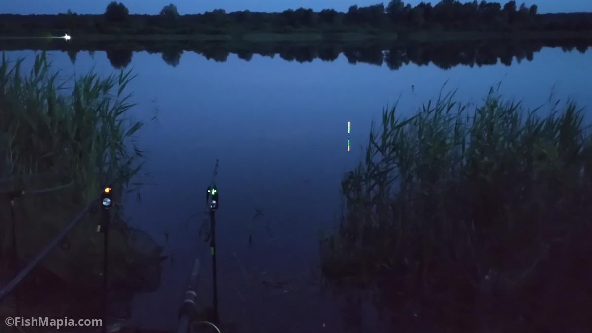 Водохранка Мощоная, карта, рыбалка